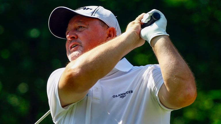 Woosnam is celebrating the 30th anniversary of his win at Augusta