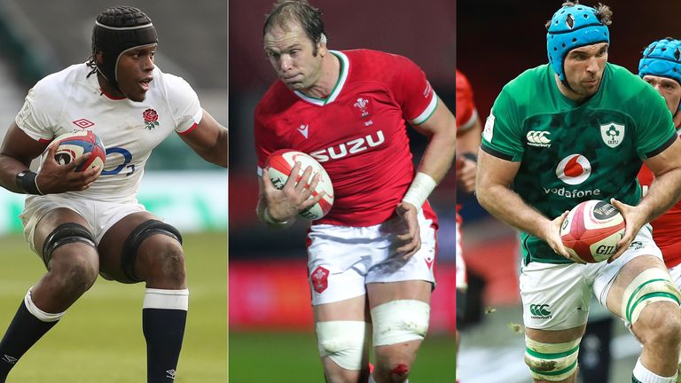 Maro Itoje, Alun Wyn Jones and Tadhg Beirne are in the frame. Below, we look at the second row options for the Lions...