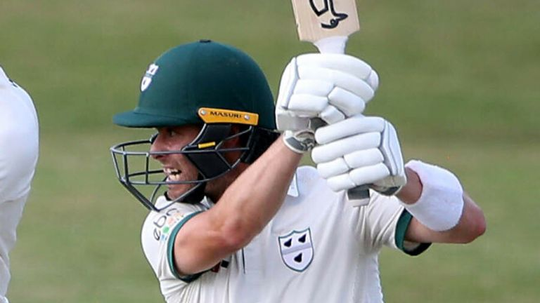 Jake Libby has impressed with the bat