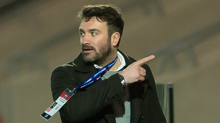 James Ford wants York to show they are capable of competing with Super League sides