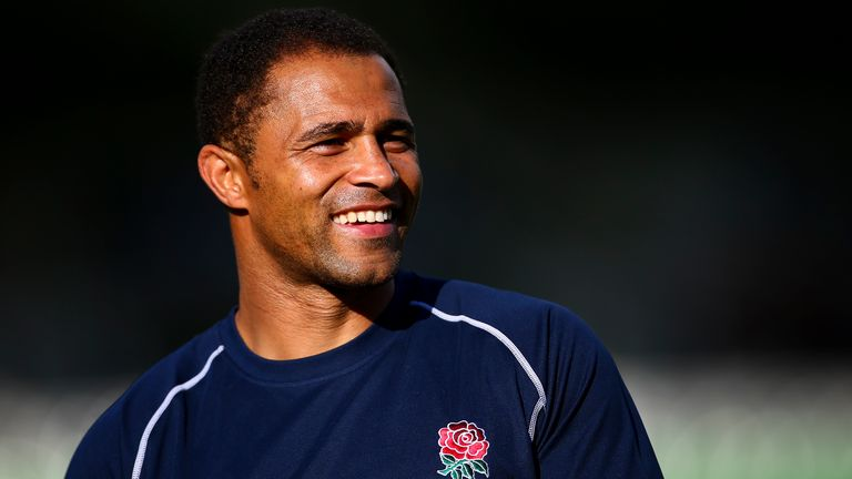 Jason Robinson won 51 caps for England and was part of the team that won the World Cup in 2003