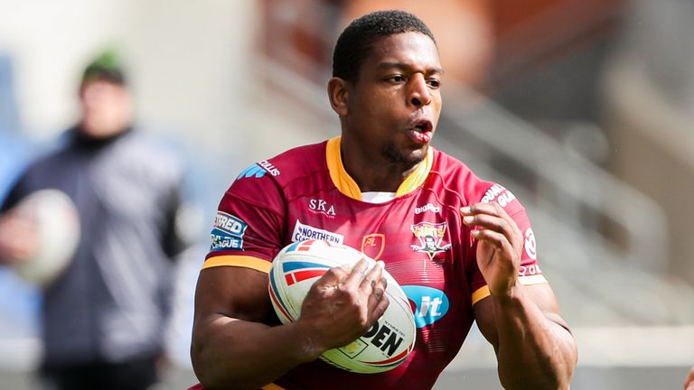 Jermaine McGillvary is among those to have expressed concerns about rugby league's progress as a sport