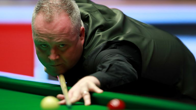 John Higgins is a four-time winner of the tournament in Sheffield