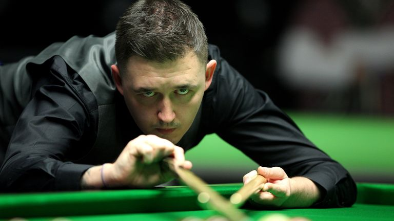 The world No 6 will face former semi-finalist Gary Wilson in his opening match at the Crucible