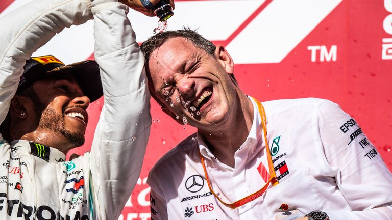 Mercedes: James Allison to step down as technical director in July as F1 world champions reshuffle