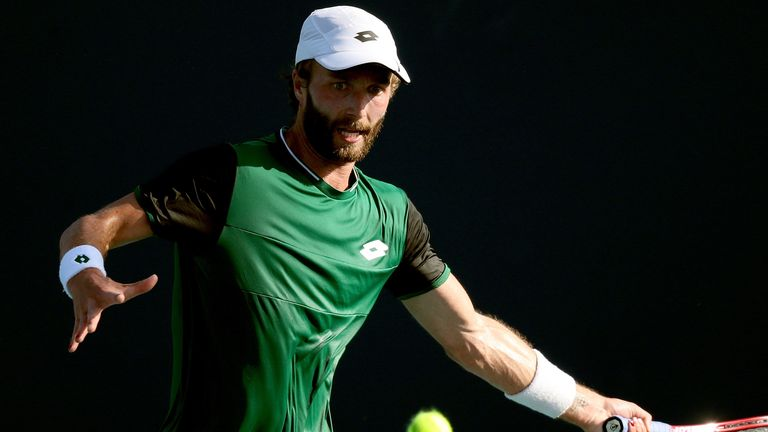 Liam Broady secures first-round victory at the Sardegna Open in Cagliari |