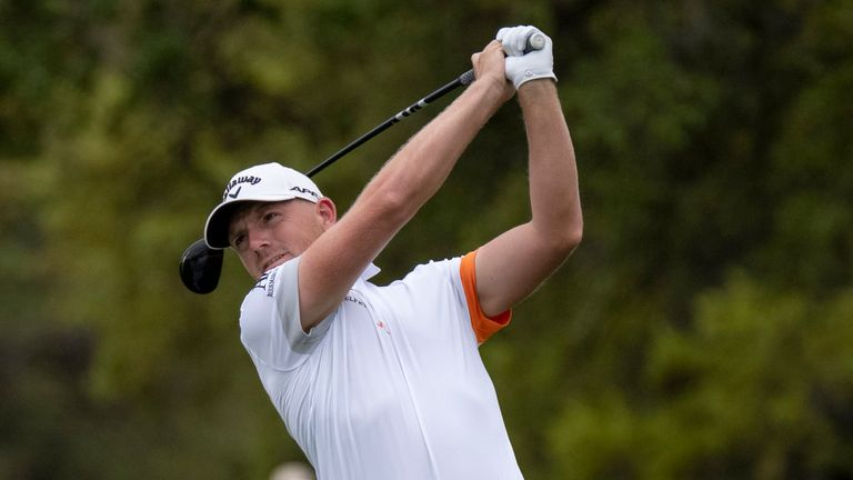 Matt Wallace, who has four European Tour victories to his name, shares the Texas Open lead with Jordan Spieth
