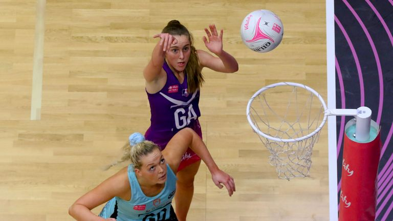 Two centralised venues are hosting the Vitality Netball Superleague for the 2021 season (Image Credit - Ben Lumley)