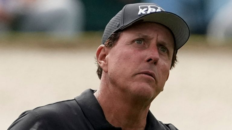 Phil Mickelson insists his PGA Championship victory alone won't be enough to secure a place on the USA Ryder Cup team later this year.