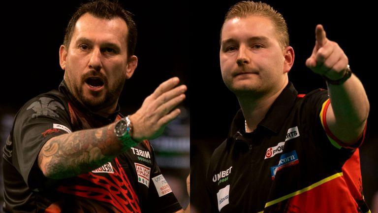 Los dos jugadores competirán por un partido de playoffs en Night 16, en vivo por Sky Sports.