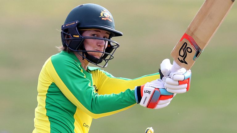 Rachael Haynes top-scored with 87 as Australia beat New Zealand to take an unassailable 2-0 lead in the three-match ODI series