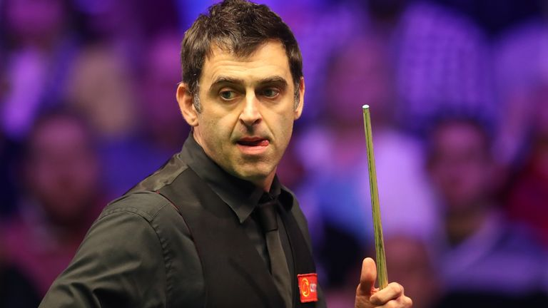 'The Rocket' admits he is not looking forward to the 17-day grind at the Crucible