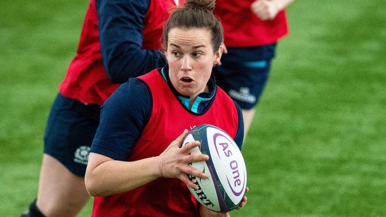 Rachel Malcolm captains Scotland