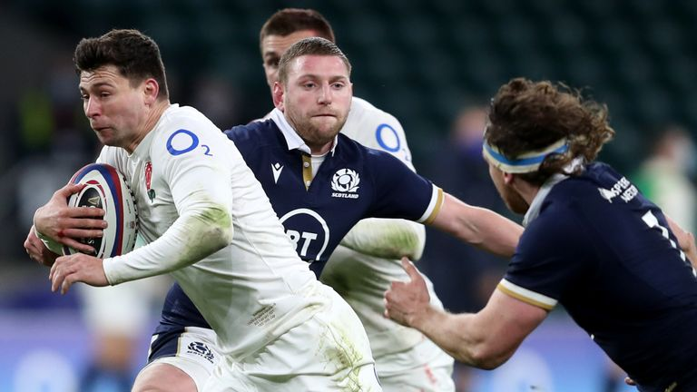 England face Scotland in their opening match of next year's competition