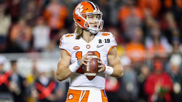 NFL Draft 2021: Trevor Lawrence sélectionné par les Jaguars de Jacksonville alors que les quarts font les manchettes |  Nouvelles de la NFL