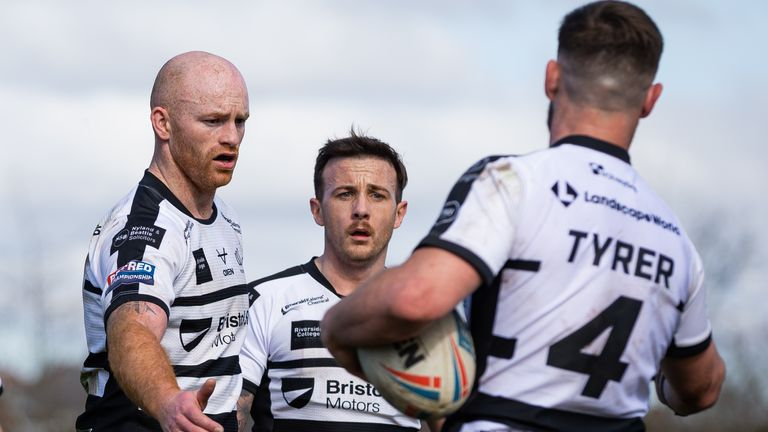 Widnes kicked off their Challenge Cup campaign in 2021 with a win over West Wales Raiders