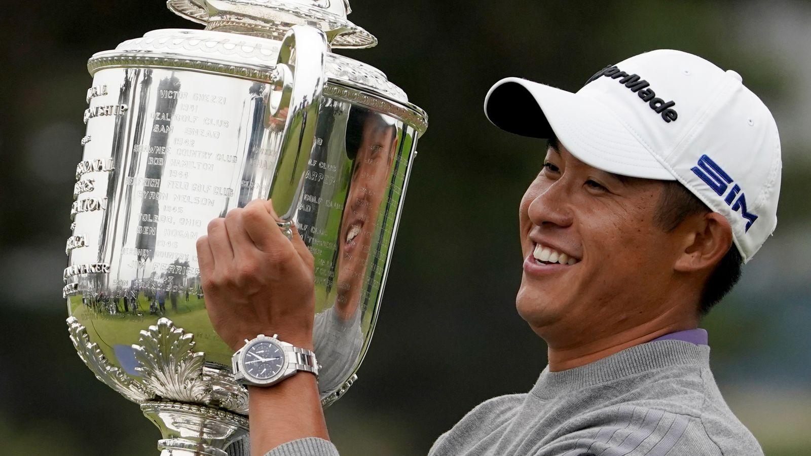 PGA Championship: Remembering how Collin Morikawa made his major breakthrough at TPC Harding Park