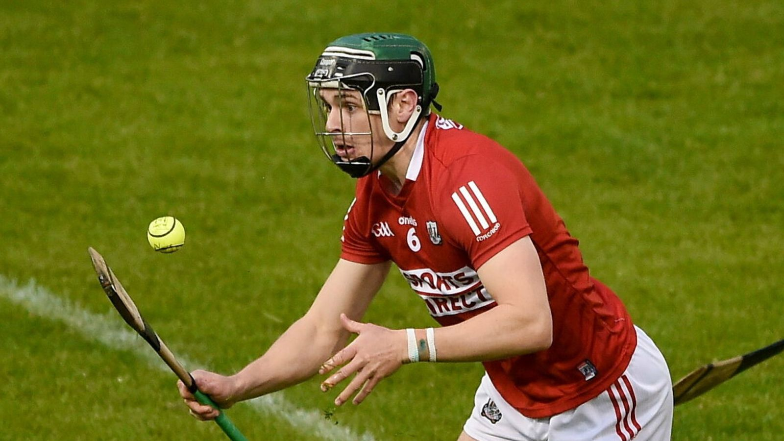 Cork hurling manager Kieran Kingston says you could play 'class act' Mark Coleman anywhere on the field