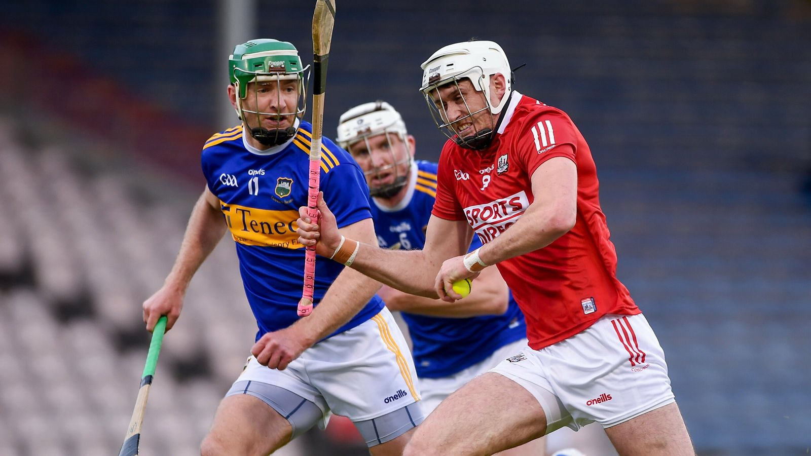 Tipperary 2-16 Cork 0-22: Munster rivals share spoils in Thurles nail-biter