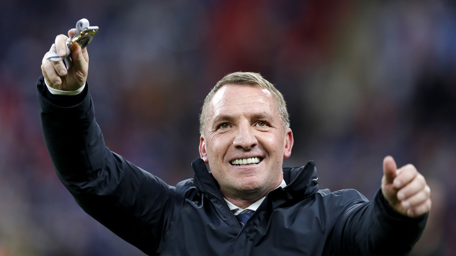 Rodgers not interested in Newcastle post