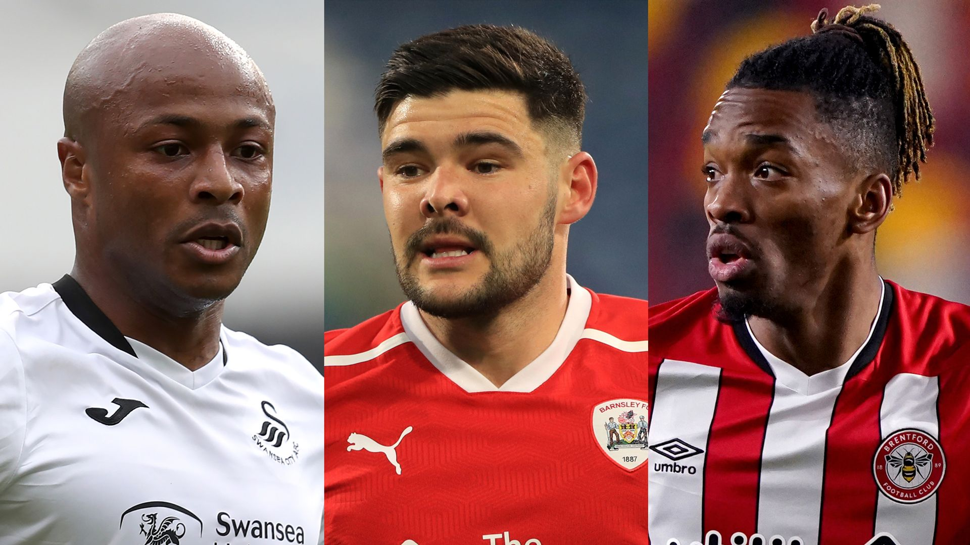 Championship play-offs combined XI