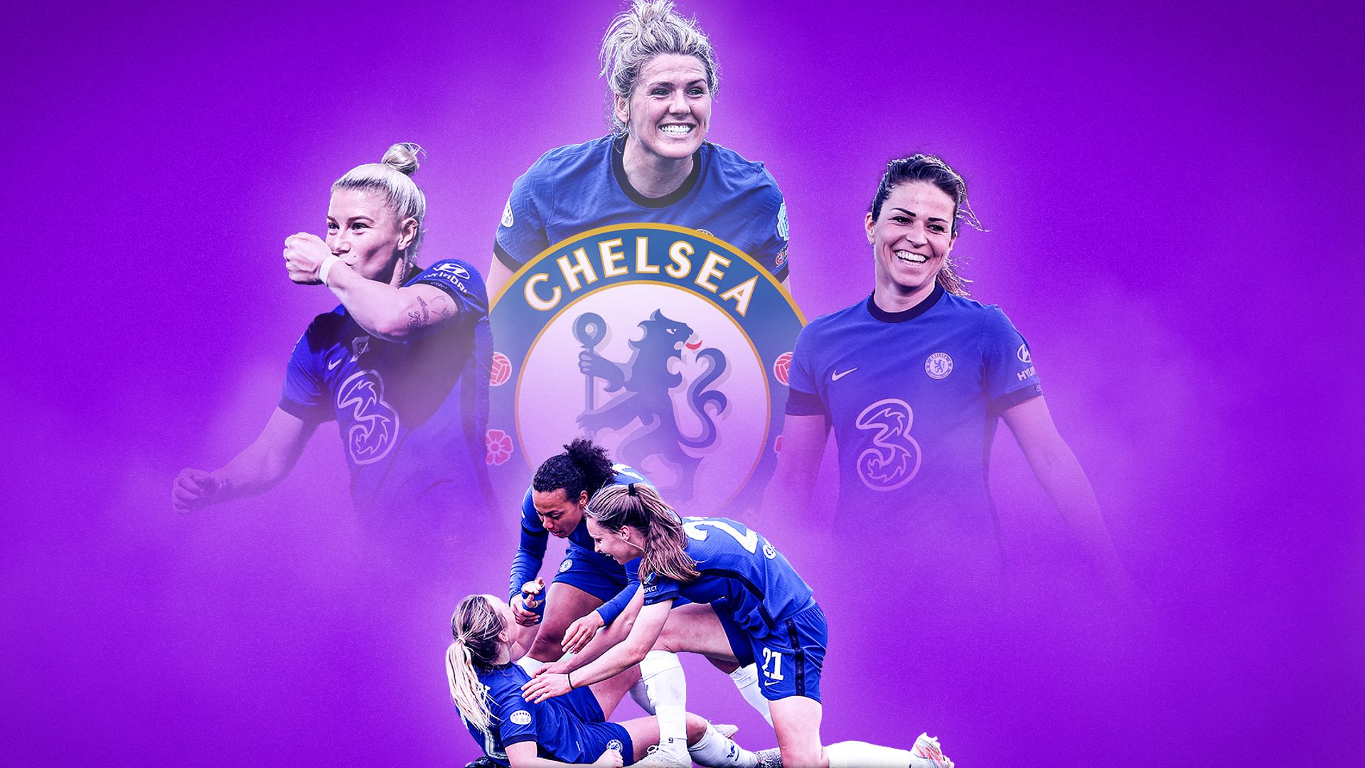 Chelsea Women realising their CL final dreams