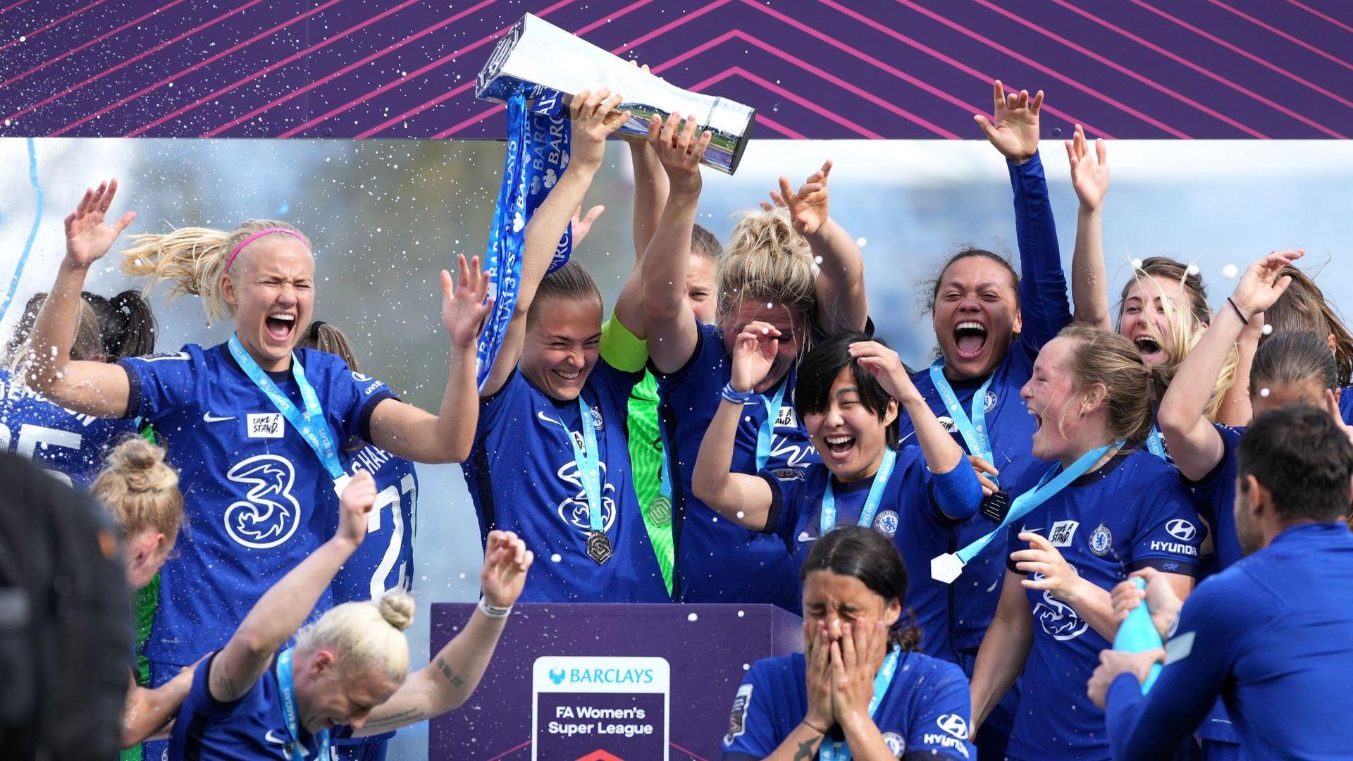 Chelsea draw Birmingham in Women's FA Cup