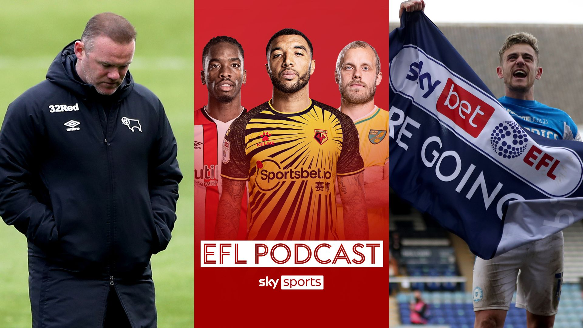EFL Podcast: Ups, downs & final-day drama to come