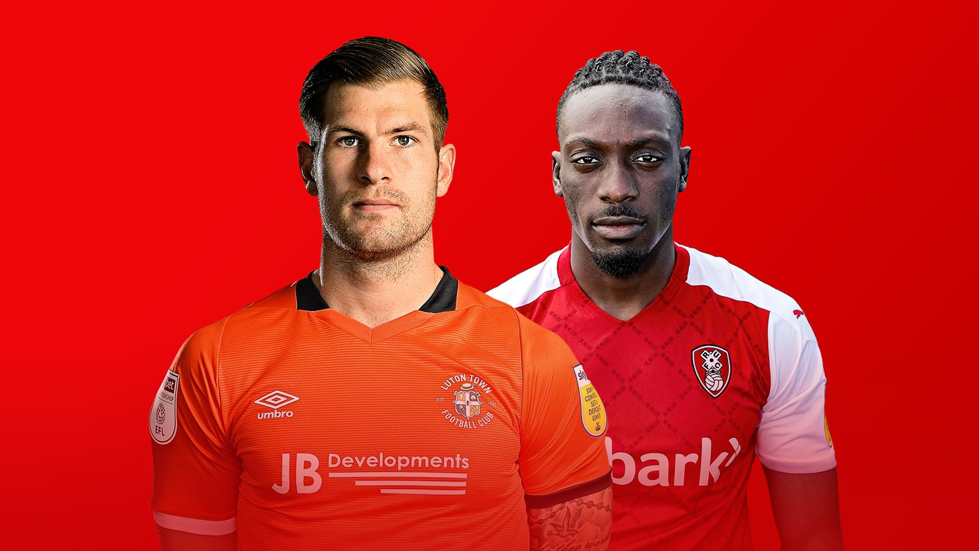 Rotherham hoping to boost survival hopes vs Luton LIVE!