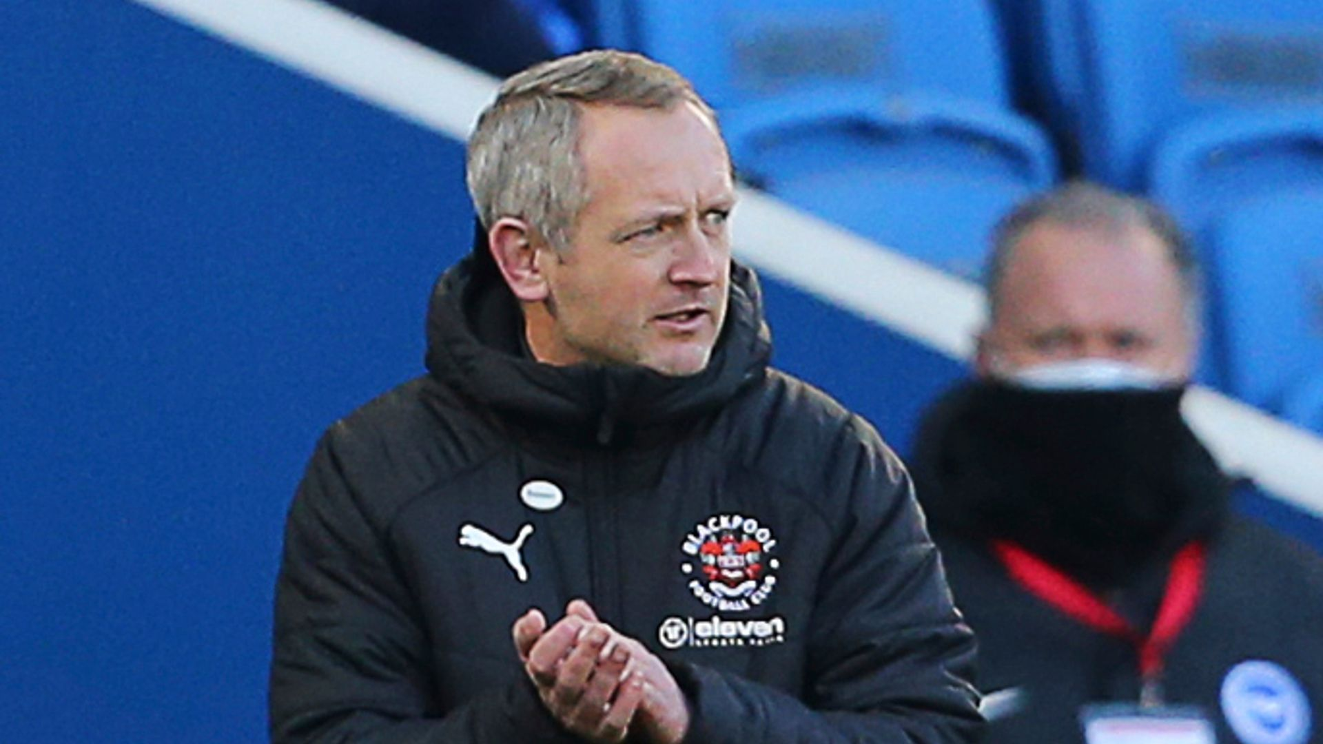 Blackpool boss Critchley: Let's make our good season great