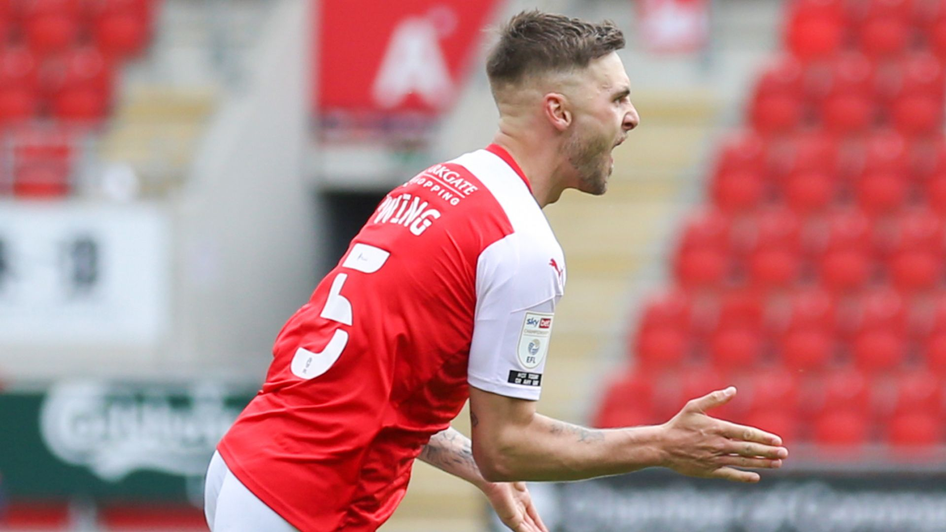 Rotherham clinch late point to boost survival hopes