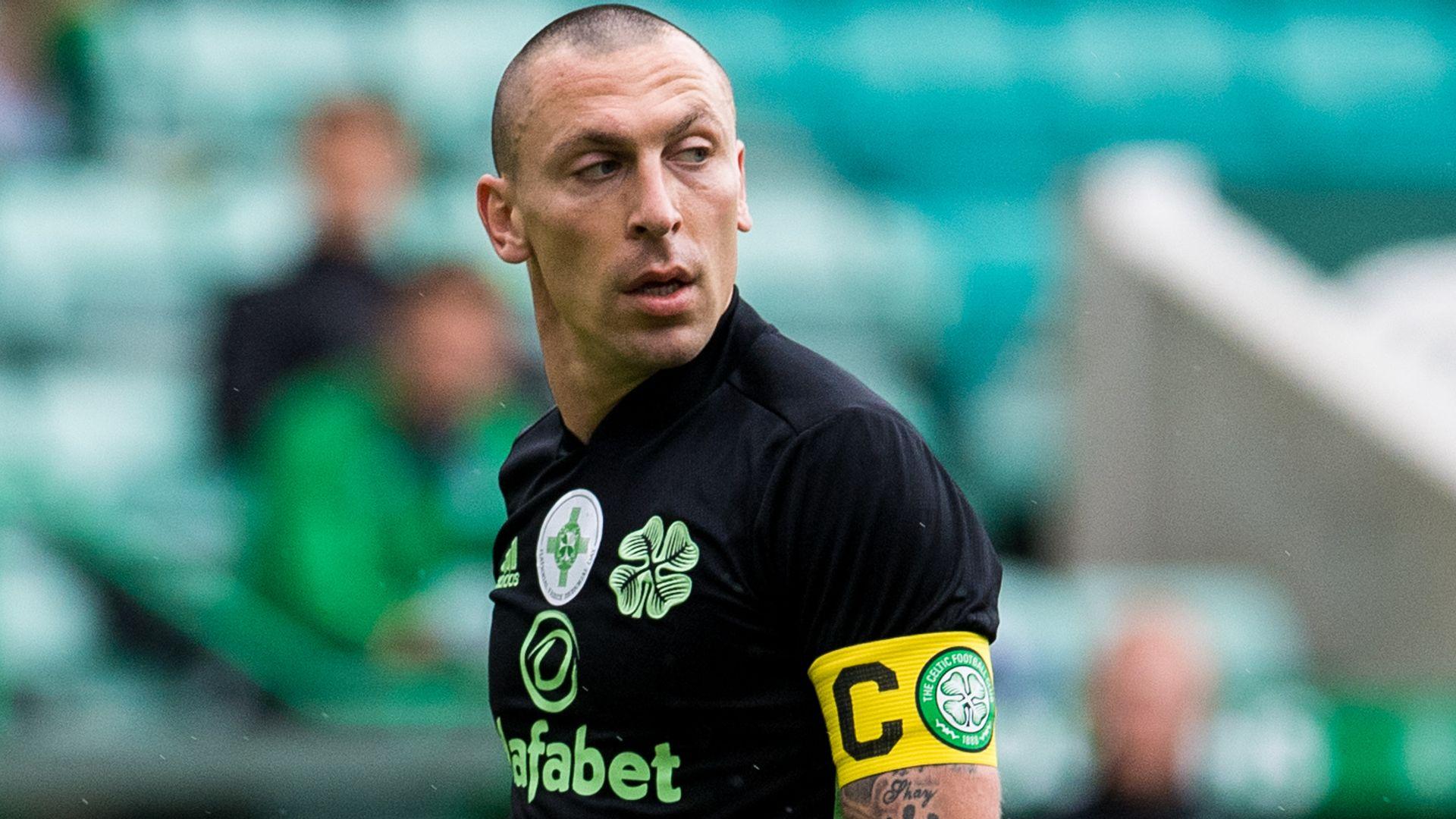 Brown bids Celtic farewell in Hibs draw