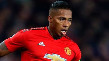 Antonio Valencia has called time on his playing career