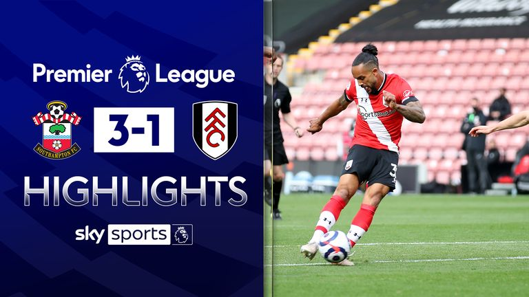 FREE TO WATCH: Highlights from Southampton's win over Fulham