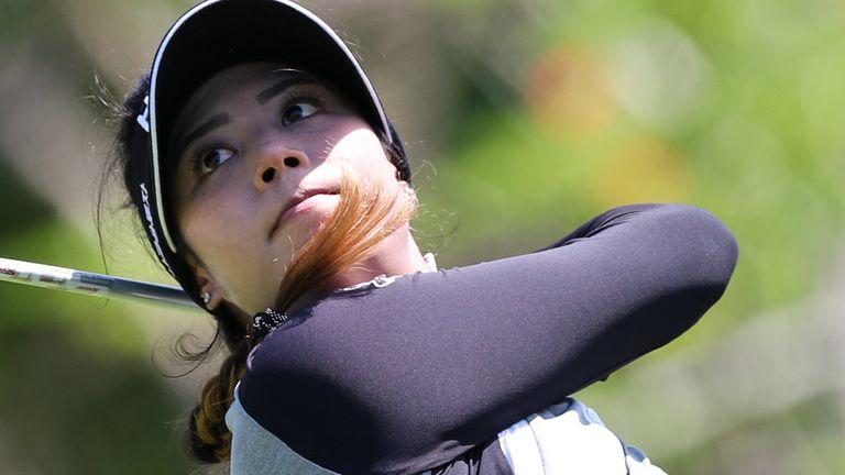 Patty Tavatanakit is chasing a second LPGA Tour victory of the season at the Honda LPGA Thailand