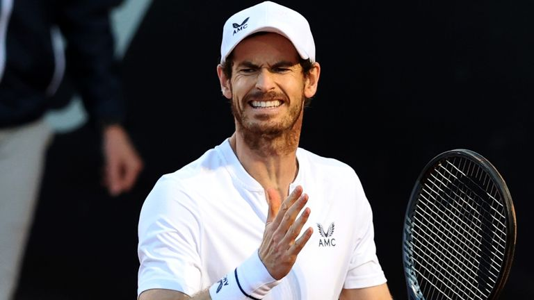 Andy Murray has decided not to compete at this year's French Open