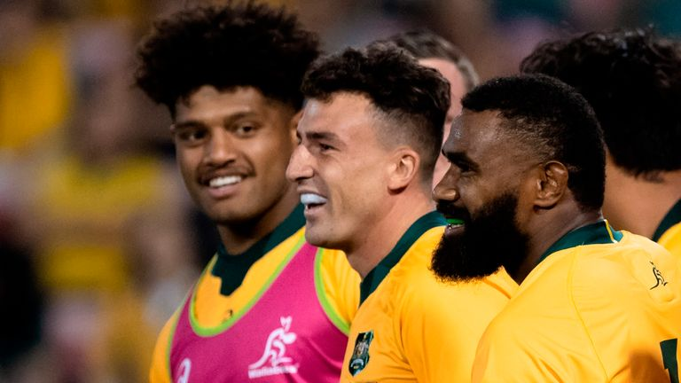 Australia will play against Fabien Galthie's France side three times on home soil this summer
