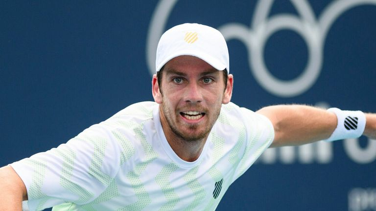 Cameron Norrie leads British hopes in Eastbourne this summer