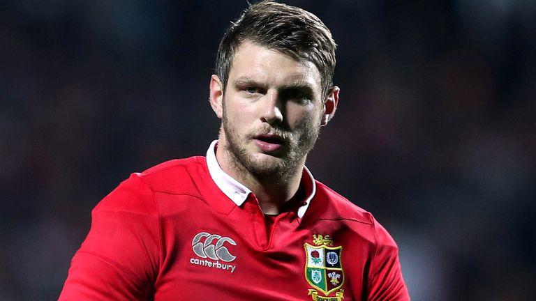 Dan Biggar is pushing for a British & Irish Lions starting place