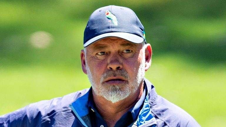 Darren Clarke is chasing a maiden senior major title this week at the Regions Tradition