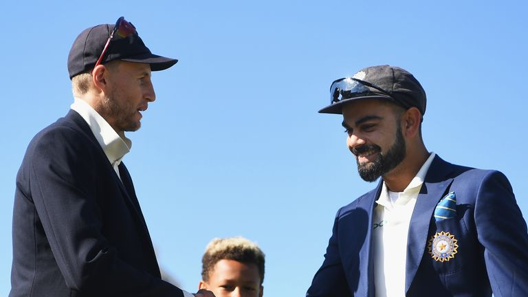 England host India in a five-match Test series in August and September this year