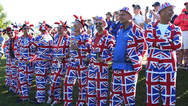 Ryder Cup 2021 Tickets
