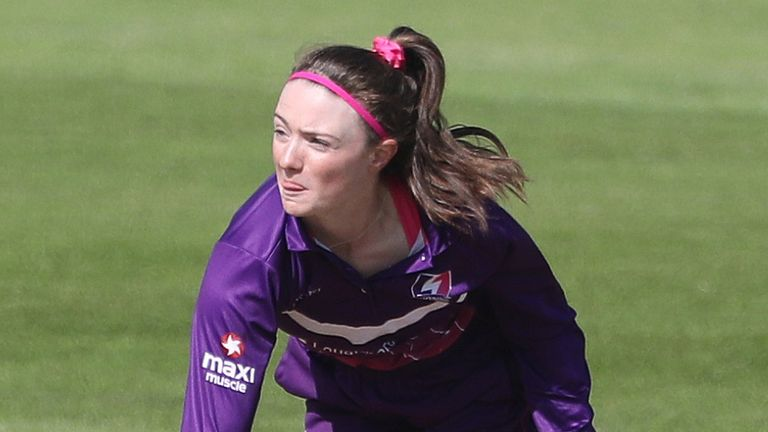 Bethan Ellis is an all-round threat for Lightning after an impressive 2020 season