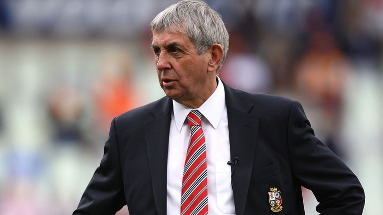 Sir Ian McGeechan led the Lions on their last two tours of South Africa