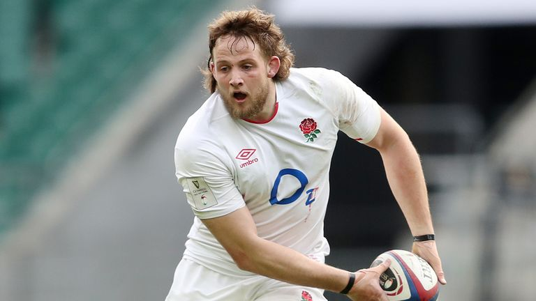 Jonny Hill's inclusion was one of a number of unforeseen selections by Warren Gatland