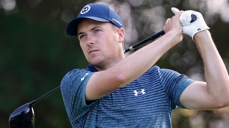 Jordan Spieth won the Valero Texas Open last month