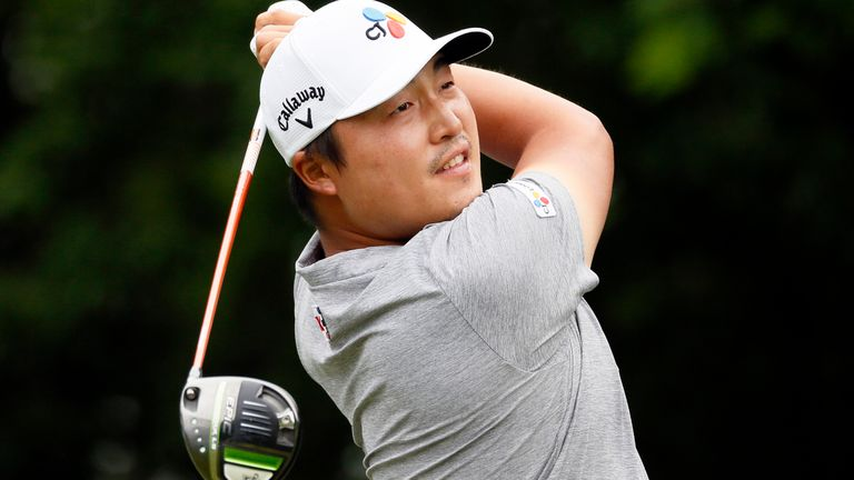 Lee shot a six-under 66 on the final day at TPC Craig Ranch to win the Byron Nelson