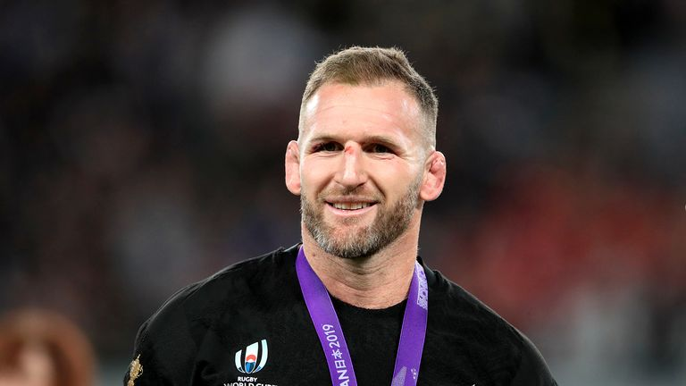 Former New Zealand captain Kieran Read has brought his rugby career to a close at the age of 35