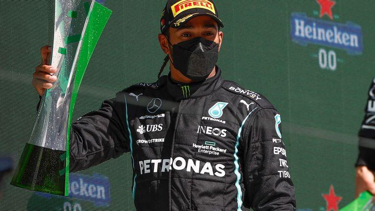 Classement des pilotes GP portugais: Lewis Hamilton bat ses rivaux tandis que Lando Norris et Esteban Ocon brillent
