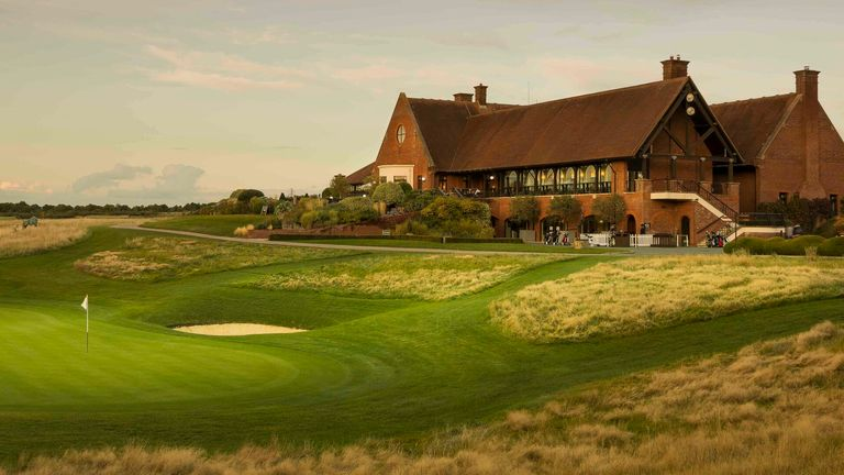 London Golf Club will host the 2021 English Open